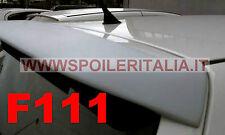 SPOILER ALETTONE  GOLF IV  4  R32  CON PRIMER  F111P SI111-5b