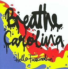 BREATHE CAROLINA Hello Fascination CD