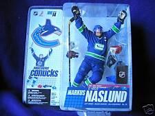 MARKUS NASLUND - McFarlane NHL 14 - Canucks - VARIANT - NIP