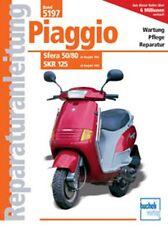 WERKSTATTHANDBUCH REPARATURANLEITUNG WARTUNG 5197 PIAGGIO SFERA 50/80 + SKR 125