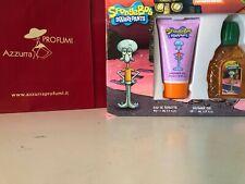 SpongeBob Squarepants Squidward Set (Eau De Toilette 50 ml + Shower Gel 75 ml)
