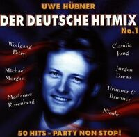 Der Deutsche Hit Mix (1996, Uwe Hübner) 1:Wolfgang Petry, M. Rosenberg, C.. [CD]