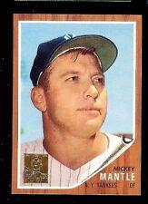 1996 Topps Mickey Mantle #12 Commemorative Set 1962 (B)