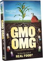 GMO OMG [New DVD]