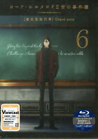 LORD EL-MELLOI II CASE FILES-GRACE NOTE 6-JAPAN BLU-RAY+CD+BOOK Ltd/Ed U00 sd