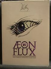 Aeon Flux The Complete Animated Collection Directors Cut Dvd 2000 Full Screen