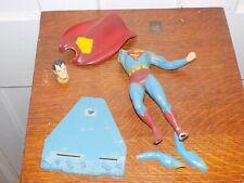 New listing Vintage 1964 Aurora Superman Model Pieces