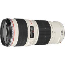 Canon EF Mount 70-200mm SLR Camera Lenses