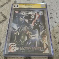 WHAT IF ANNIHILATION #1  CGC 9.8 SS DELL OTTO