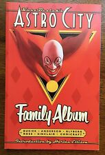 Astro City Family Album TPB Graphic Novel Trade Paperback Kurt Busiek NEW