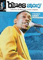 L'histoire du Blues En Version Originale - N°18 LUCKY PETERSON - Maxwel Café