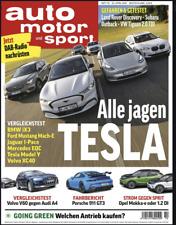Auto Motor und Sport Heft 10/2021 vom 22. April 2021 Alle jagen Tesla wie neu