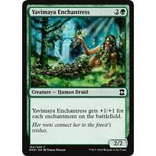 MTG Yavimaya Enchantress NM - Eternal Masters
