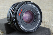 Konica Minolta Hexanon 40mm f1.8 Leica M Mount Lens FIT CL M9 M8 M7 M6 Q  camera