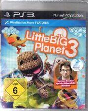 Little Big Planet 3 - PlayStation PS3 - deutsch - Neu / OVP