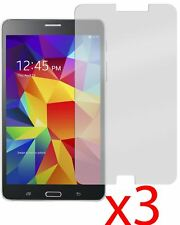 """3 Protector Pantalla Aluminio Hellfire Trading para Samsung Galaxy Tab 4 7"""" T230"""