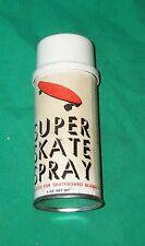 VTG NOVELTY SUPER SKATE SPRAY SKATEBOARD WHEEL LUBRICANT LUBRI-KOTE HOUSTON 1975