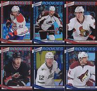 13-14 OPC Jarred Tinordi /100 Rookie Rainbow Black OPEECHEE Canadiens 2013