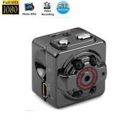 MINI DV camera 1080P HD CCTV Night vision tiny CAM Video Hidden DVR recorder Q8