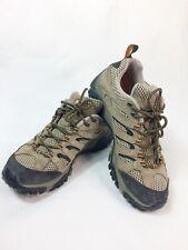 Merrell Moab Ventilator Men's Size 9 Hiking Shoe Vibram Continuum Walnut J86595