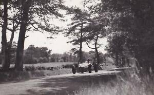 COOPER INTERNATIONAL ULSTER TROPHY RACE DUNDROD CIRCUIT 7th JUNE 1952 PHOTO