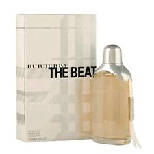 Burberry The Beat 2.5oz  Women's Perfume EDP NEW IN SEALED BOX