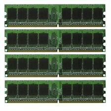 4GB (4x1GB) Desktop Memory PC2-5300 DDR2-667 for Dell Inspiron 531s