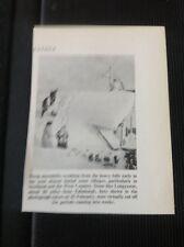 72-1 Ephemera 1963 Picture Longyester Snowfall
