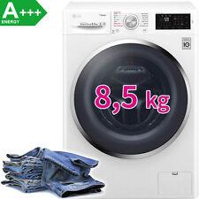 LG A+++ 8,5 kg Direktantrieb Waschmaschine Frontlader Dampf-Funktion 1400 UpM !