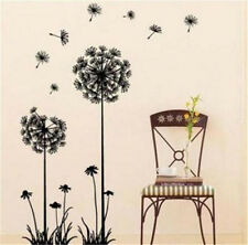 Dandelion Fly Mural Removable Vinyl Art DIY Decal Room Wall Sticker Home Decor