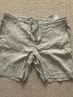 Mens 1881 Cerutti Shorts, Beige Colour, Size 50, Used