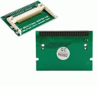 Neu Winkel Cf 2.5 Ide 44 Polig Festplatte Adapter Compact Flash Amiga 600 1200 #