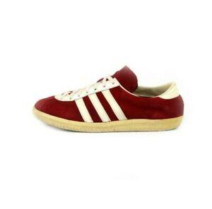 1972 1973 70s adidas Jaguar Red Rot vintage kicks sneakers Austria shoes 7US 6.5