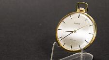 Vergoldete Taschenuhren mit 12-Stunden-Zifferblatt