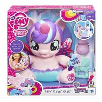 My Little Pony Baby Flurry Heart Pony Figure Ages 3+ Toy Doll Play Talk Horse