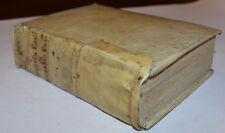 HISTORIA ECCLESIASTICA - ediz. 1547 - Eusebius Caesariensis - tradotta
