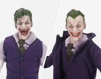 6''  Hot Mezco DC Comics The Joker One:12 Collectible PVC Action Figure Toy Gift
