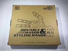 Ver.2.0 Dragon Momoko MG 1/100 All Can Be a Finger Hands set Detail-up Parts