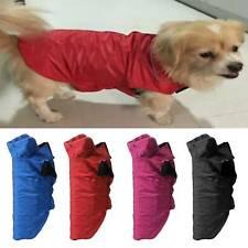 S Dog Puppy Outdoor Fleece Jacket Dog Waterproof Rain Coat Keep Pets Healthy