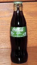 "NEW LE 2014 USA COCA-COLA ""LIFE"" 8oz FULL GLASS COKE BOTTLE - TEST MARKET"