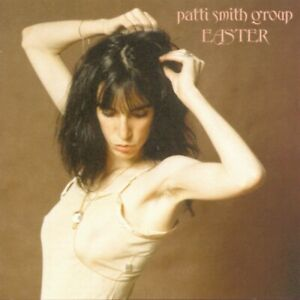 """Reproduction """"Patti Smith - Easter"""" Album Cover Poster, Size: 16"""" x 16"""""""