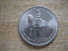 CORONATION CROWN COIN - 1953
