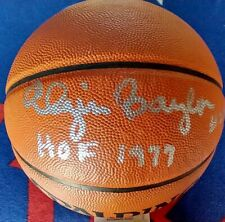 ELGIN BAYLOR HOF 1977 Autographed Official Authentic Spalding Game Basketball