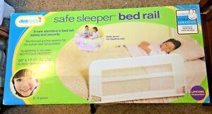 Dex Universal Safe Sleeper Bed Rail, - High Hinge
