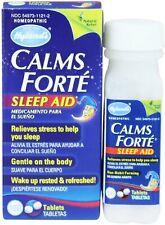 Hyland's Calms Forte Sleep Aid Tablets 100 ea