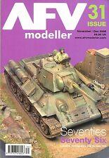 AFV Modeller Magazine # 31 Nov / Dec 2006 Seventies Seven Six Old School T34