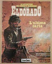 BLUEBERRY collana eldorado n.21 L' ULTIMA CARTA edizioni nuova frontiera 1987
