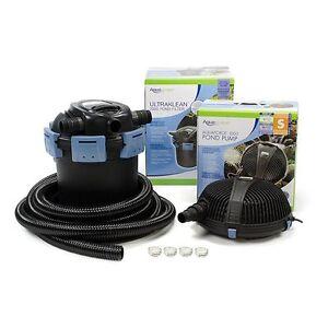 Aquascape UltraKlean 1500 Filtration Kit 95058 !!
