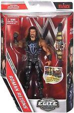 WWE Serie Elite 51 Roman Reigns ESTADOS UNIDOS Belt Figura de acción Lucha Libre