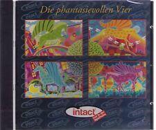Die phantasievollen Vier | CD-Album   | neu, eingeschweißt